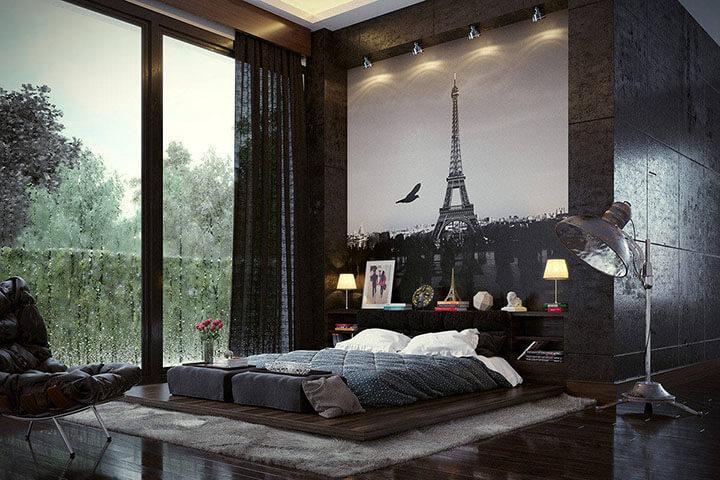 Phòng ngủ ấm cúng giúp bạn dễ ngủ hơn
