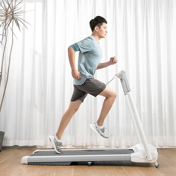 Máy chạy bộ mini chỉ phù hợp cho những người có nhu cầu tập nhẹ nhàng