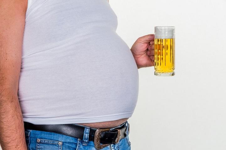 Mỡ bụng gây nhiều bệnh lý nguy hiểm và mất tính thẩm mỹ