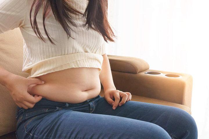 Mỡ bụng là nỗi ám ảnh của rất nhiều chị em phụ nữ và các quý ông hiện đại