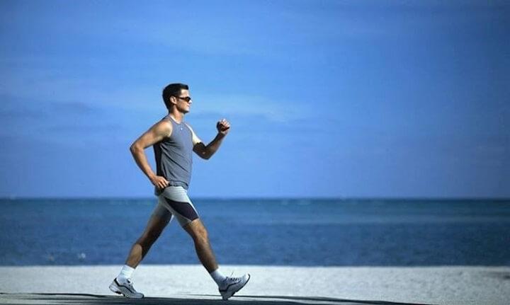 Quý ông nên đi bộ mỗi ngày bao nhiêu km để giảm cân nhanh nhất?