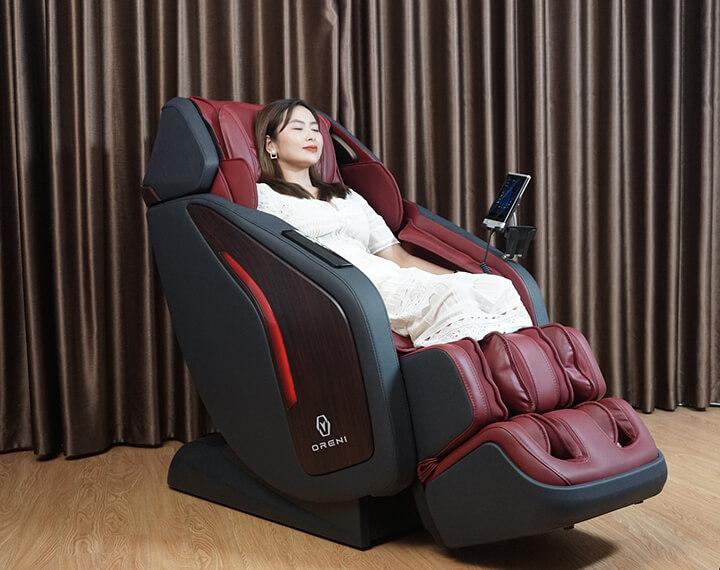 OR-500 là mẫu ghế massage cao cấp hàng đầu hiện nay
