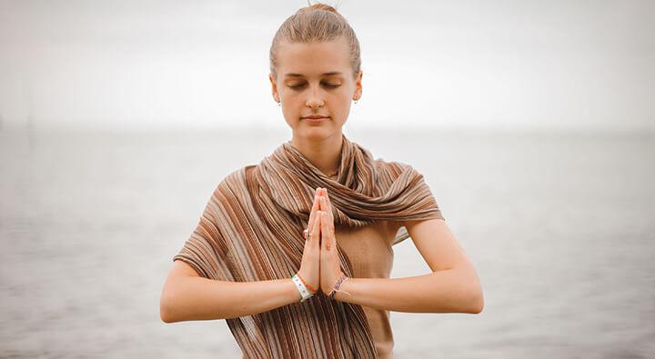 Namaste là nghi thức giàu ý nghĩa tâm linh