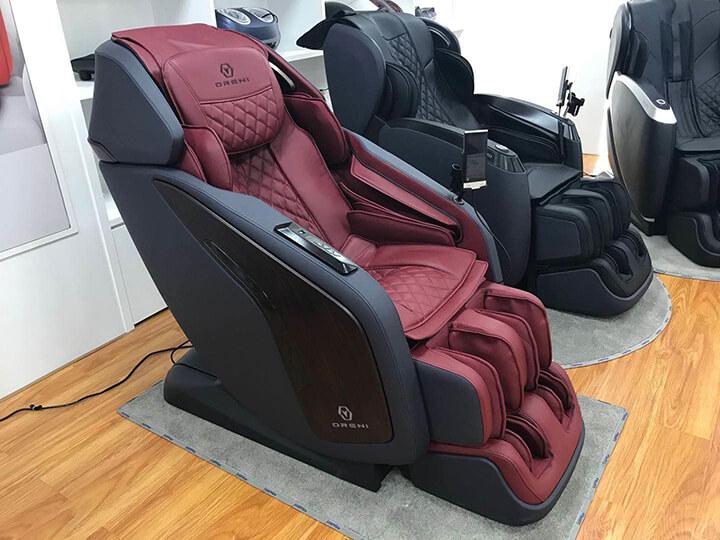 Bảo quản, vệ sinh ghế massage đúng cách để tăng tuổi thọ của ghế