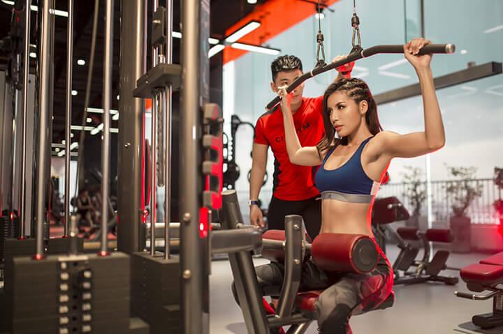 Tập Gym mang đến nhiều lợi ích cho sức khỏe