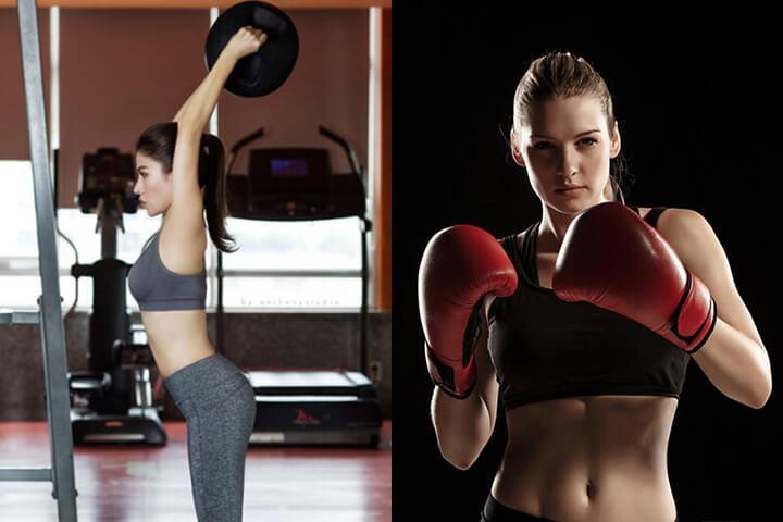 Tập Gym hay Boxing phụ thuộc vào yếu tố liên quan