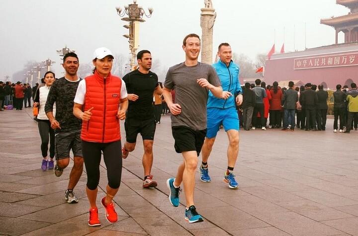 Chạy bộ là hoạt động thể chất tốt cho mọi người nhờ nhiều lợi ích cho sức khỏe