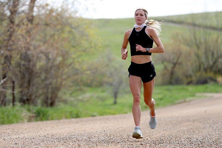 Người gầy có thể chọn chạy bộ là hình thức chạy bộ để tăng cân