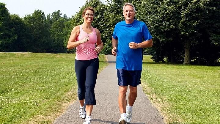 Chạy bộ khiến chân to hay không tùy theo cơ địa mỗi người