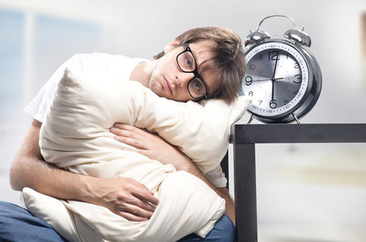 Mất ngủ ở người trẻ kéo dài ảnh hưởng đến sức khỏe nói chung
