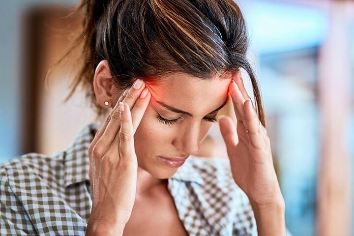 Chứng thiếu máu não gây ảnh hưởng hệ thần kinh