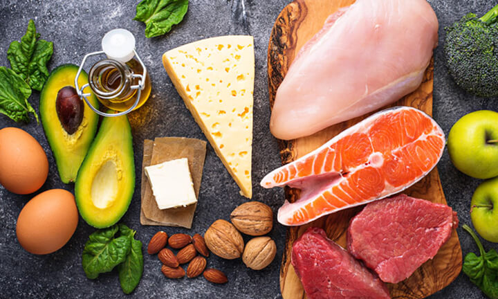 Chú trọng chế độ ăn với thực phẩm giàu dinh dưỡng, hạn chế đồ chế biến sẵn