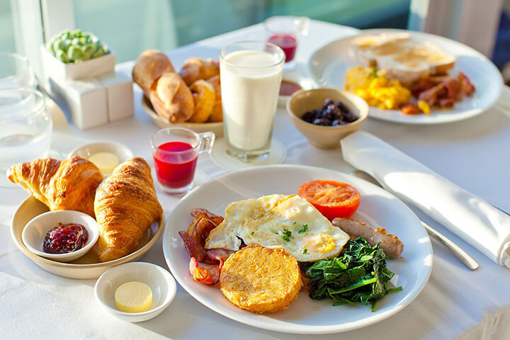 Gợi ý các thực phẩm nên ăn vào bữa sáng giúp giảm cân hiệu quả
