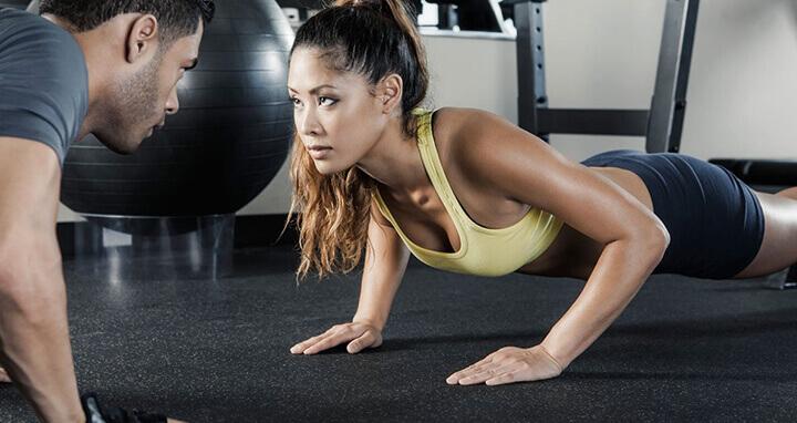 Những điều cần biết khi tập Gym nữ