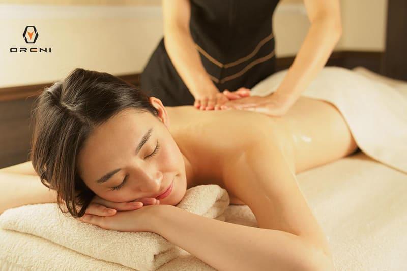 Những vị trí massage giúp cơ thể thư giãn thoải mái ngay tại nhà
