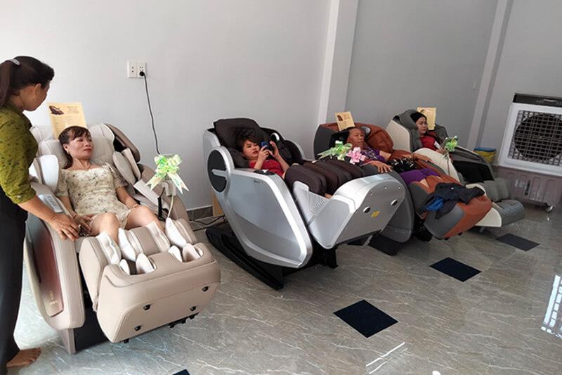Địa chỉ bán ghế massage uy tín chất lượng tại Gò Vấp, Hồ Chí Minh