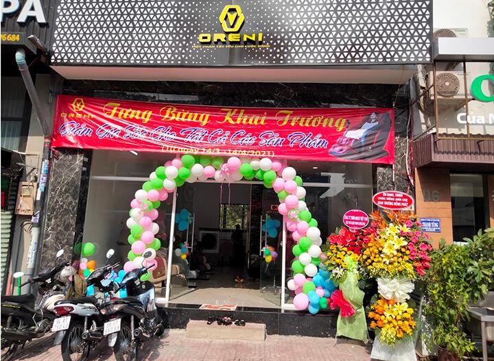 Oreni Gò Vấp - Địa chỉ tin cậy cho khách hàng muốn sở hữu ghế massage chất lượng cao