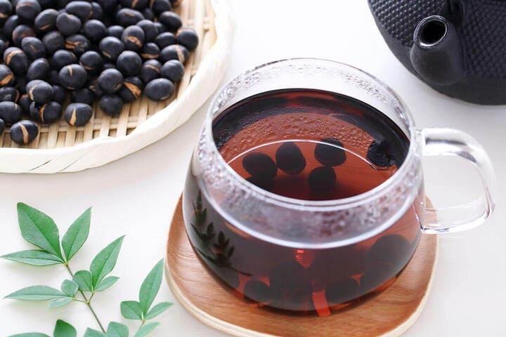 Nước đậu đen rang giúp giảm béo hiệu quả ngay tại nhà