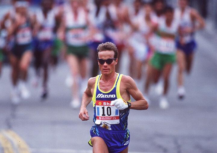 Pacer là người đồng hành cùng runner trong cuộc chạy dài