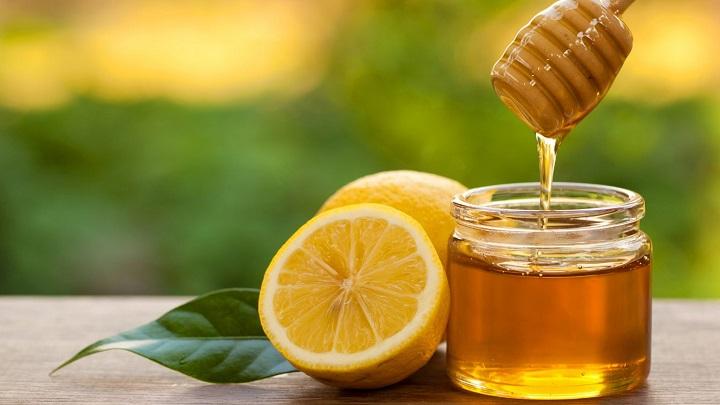 uống mật ong và chanh mỗi sáng giúp bạn giảm cân hiệu quả