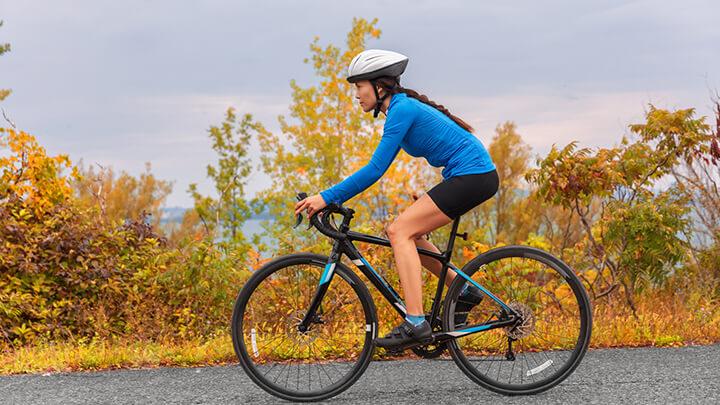 đạp xe là bài tập phù hợp cho phụ nữ sau sinh