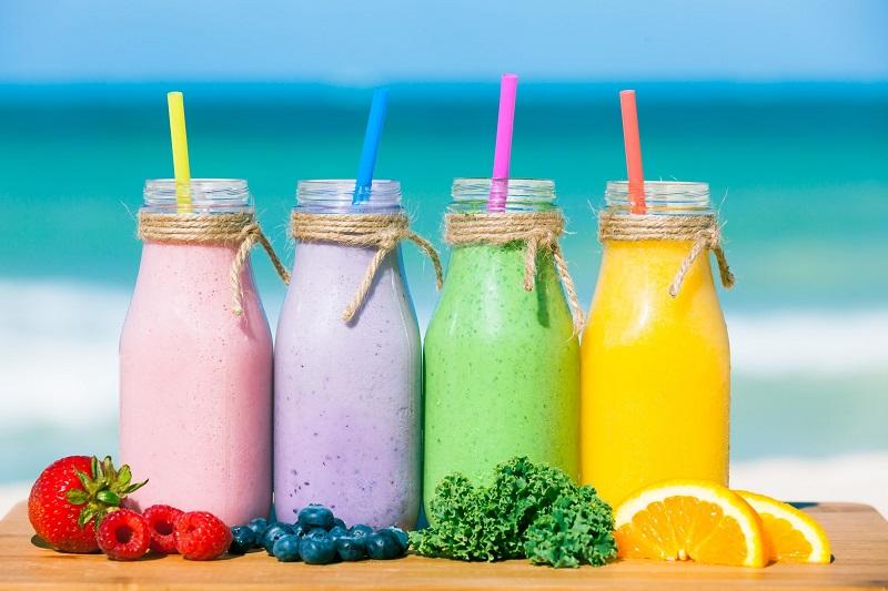 8 công thức smoothie giảm cân cho bữa sáng lành mạnh