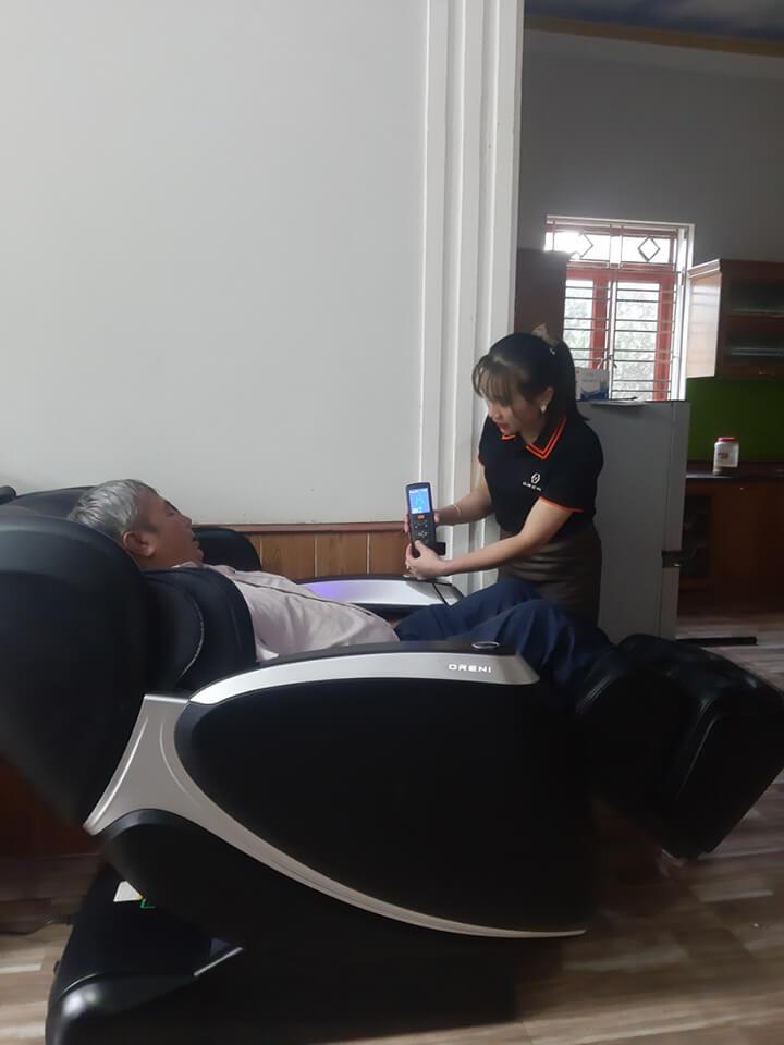 Oreni Việt Nam - Thương hiệu ghế massage uy tín, chất lượng nhất tại thị trường Việt Nam