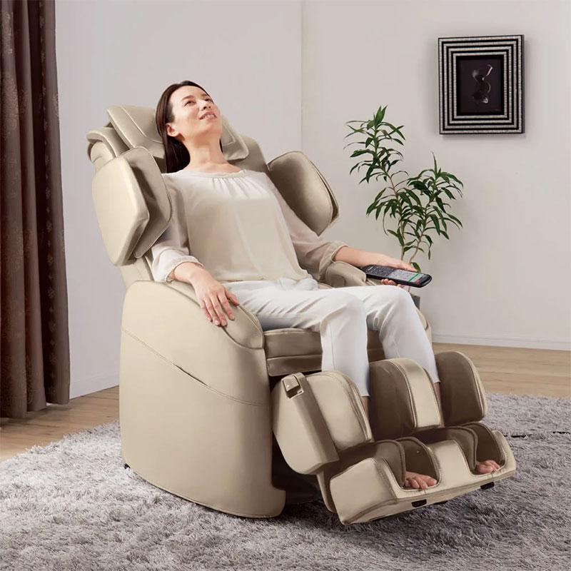 Sử dụng ghế massage tốt
