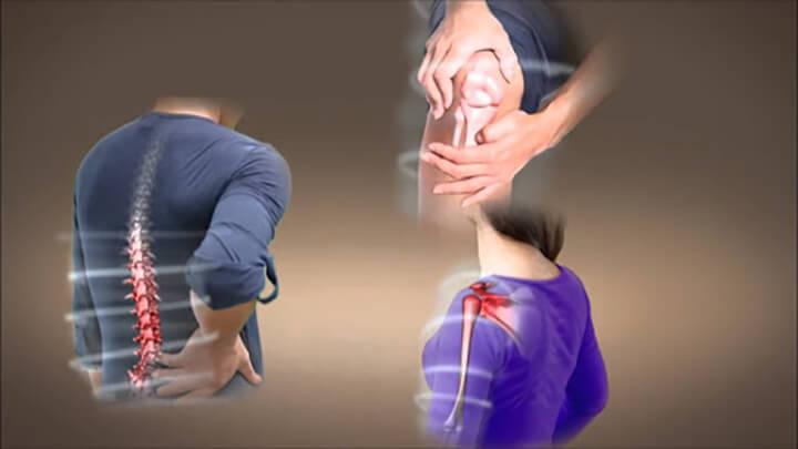 Đau nhức xương khớp là vấn đề phổ biến của người trung và cao tuổi