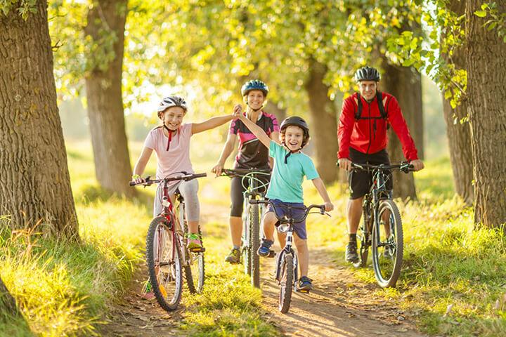 Đạp xe đúng cách giúp bạn phát huy tác dụng của bài tập tốt nhất