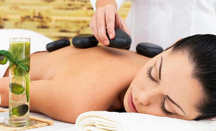 Sau khoảng 15 - 20 phút massage bạn sẽ cảm thấy thư giãn hoàn toàn.