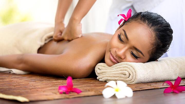 Các độc tố được loại bỏ giúp cơ thể khoẻ mạnh hơn nhờ các kỹ thuật massage.