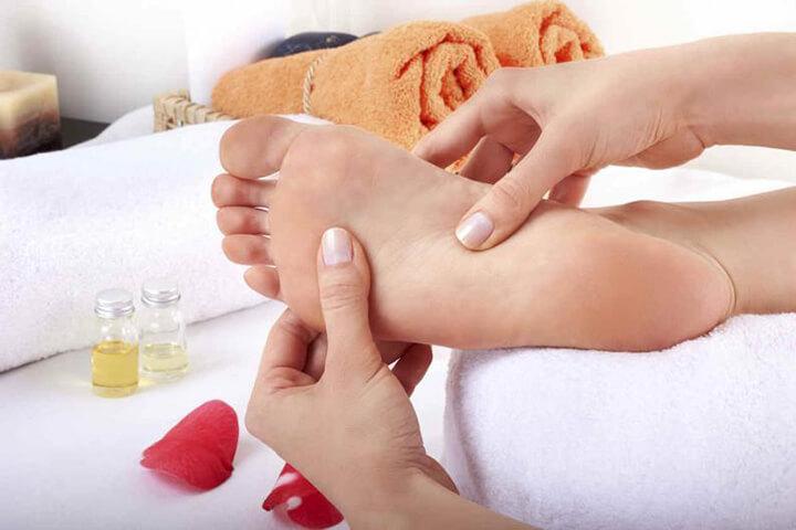 Nâng cao tuổi thọ nhờ massage chân mỗi ngày