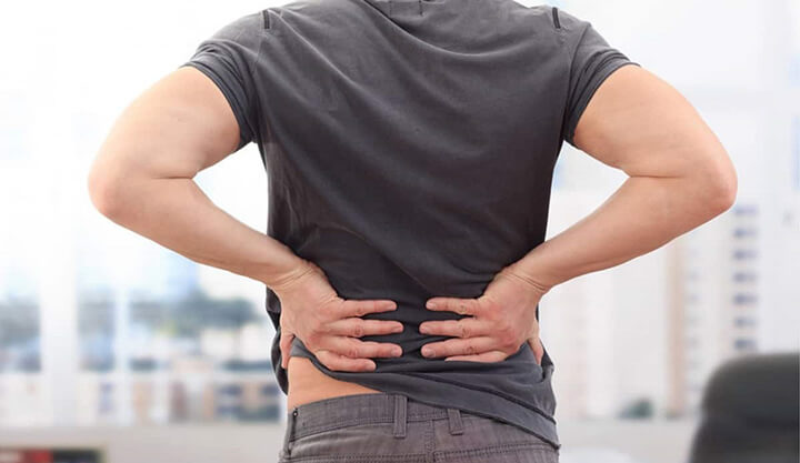 Tác dụng tập Plank là giảm đau lưng, trị liệu cho cơ thể