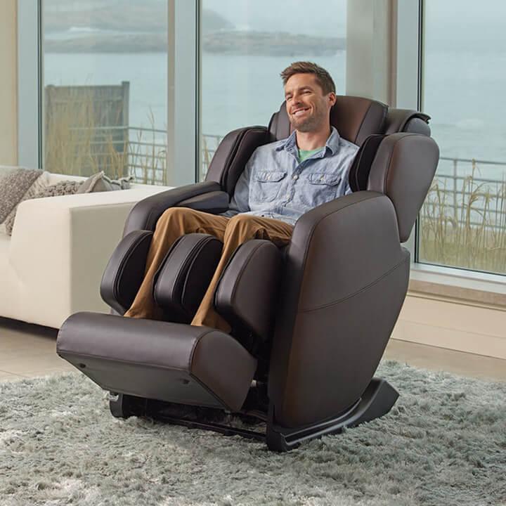 Dùng ghế massage không đúng cách sẽ khiến bạn đau nhức cơ bắp hơn