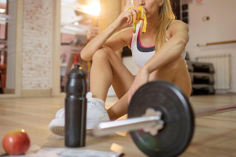 Tập Gym ăn chuối có tác dụng gì? Nên ăn chuối gì tốt nhất?