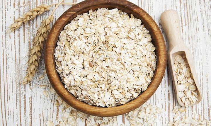 Yến mạch - Loại thực phẩm chứa nhiều carbs và proetin rất tốt cho người tập gym