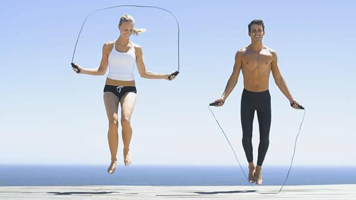 Nhảy dây mỗi ngày vừa giúp bạn giảm cân vừa hỗ trợ tăng chiều cao tối ưu.