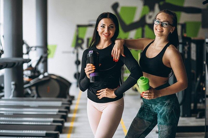 12 tác dụng của tập Gym với sức khỏe của cả nam và nữ