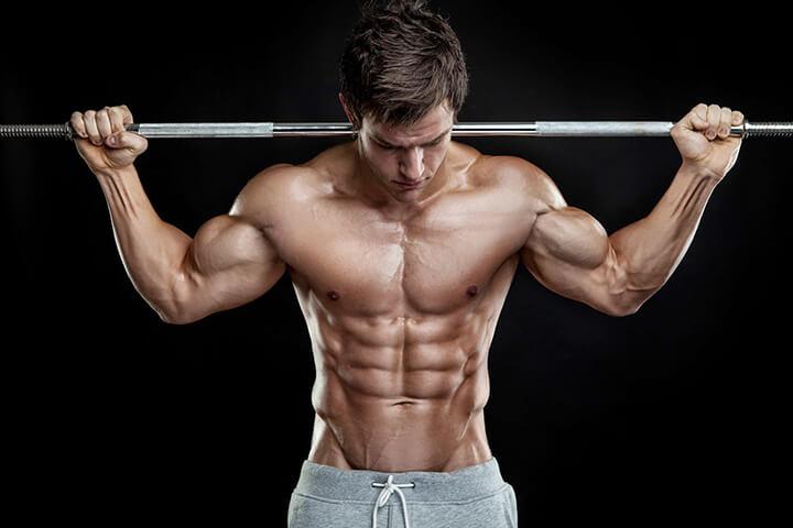 Tập Gym là cách tăng cơ bắp hiệu quả