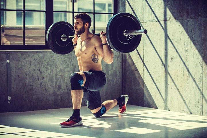 Các bài tập của gym giúp tăng sức chịu đựng của cơ xương