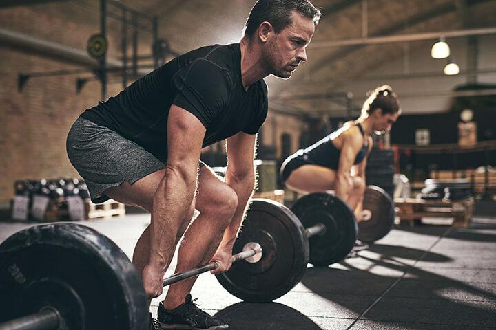 Lựa chọn bài tập Gym vừa sức của mình giúp bạn nhanh chóng đạt mục tiêu tập luyện.