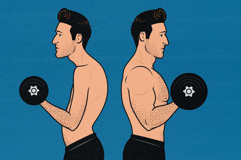 Người gầy tập Gym có tăng cân không? Cách tập tăng cân đúng