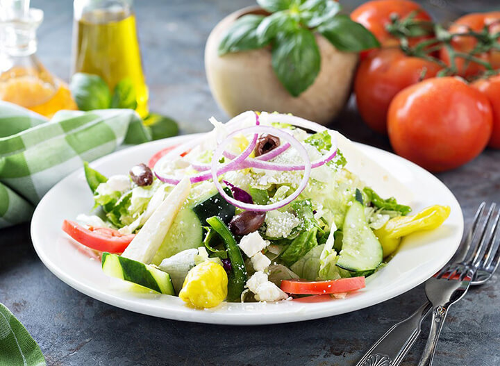 Salad không đủ giúp cơ thể phục hồi sau tập gym