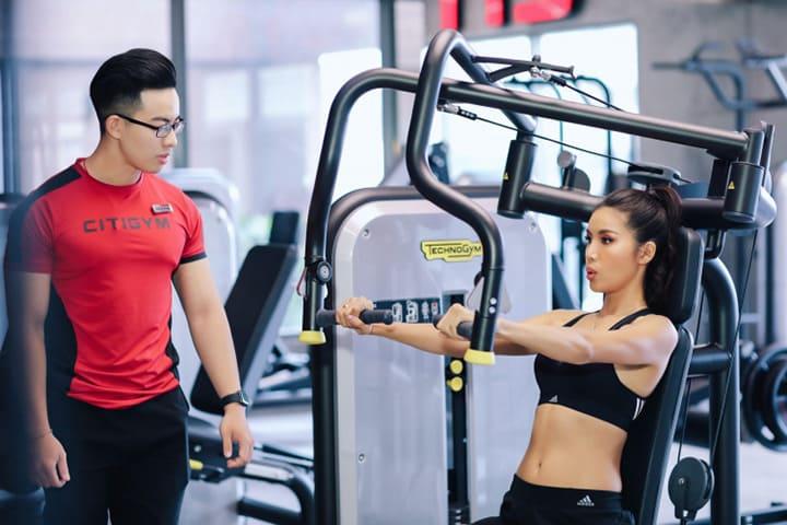 Tập Gym mang lại nhiều lợi ích cho sức khỏe