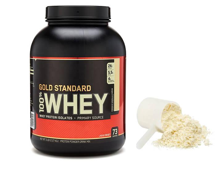 Whey protein không đơn thuần là nước uống (sau khi pha) mà còn là thực phẩm bổ sung cho dân gym