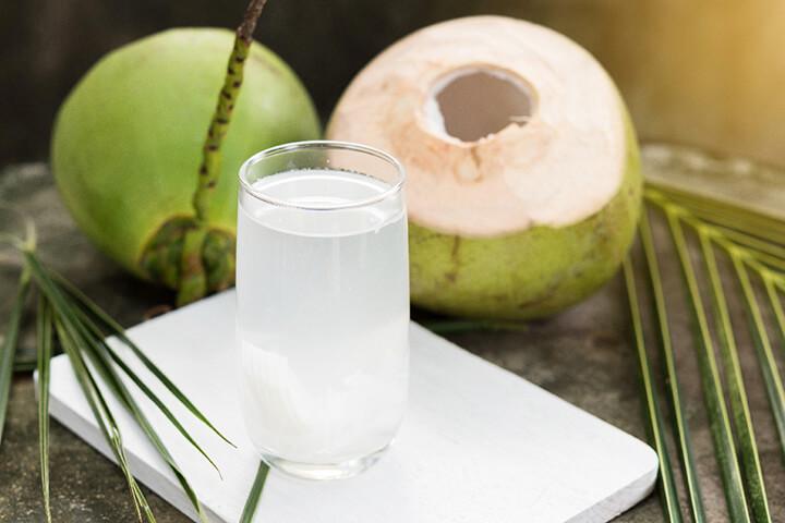 Nước dừa là thức uống tốt cho tất cả mọi người, không chỉ riêng dân tập gym