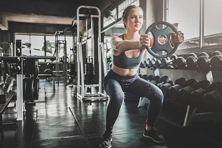 1 tuần nên tập Gym mấy lần