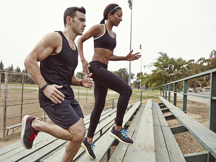 Tập thể dục vào buổi sáng giúp bạn có một vóc dáng đẹp