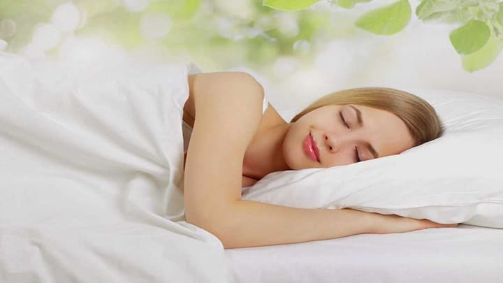 Tập đều đặn giúp bạn ngủ sâu giấc